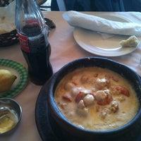Photo taken at Restaurant Miramar by Antonio Q. on 3/17/2012