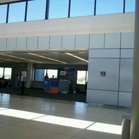 Photo taken at Gate - A5 by Paula S. on 5/19/2012