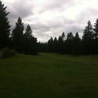 Photo taken at Gold Mountain Golf Course by Trenton H. on 7/1/2012