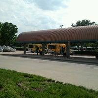 Photo taken at Parker Road Station (DART Rail) by Steven M. on 5/22/2012