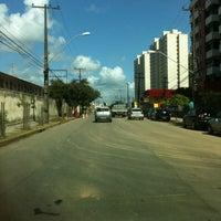 Photo taken at Rua Antônio Falcão by Annie K. on 2/28/2012