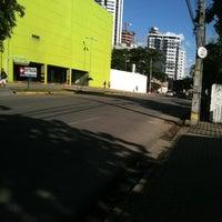 Photo taken at Rua Antônio Falcão by Rosane F. on 8/15/2012