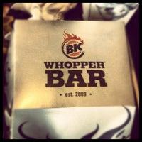 Photo taken at Burger King by Brandon S. on 8/11/2012