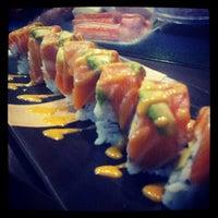 Photo taken at Yama Sushi by Luke Kash Y. on 6/17/2012