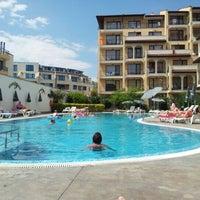 Photo taken at Rose Village Swimming Pool by Elenka M. on 8/15/2012