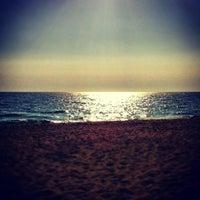 Photo taken at Mango Beach Bar by Vicky V. on 8/31/2012
