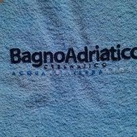 Foto scattata a Bagno Adriatico 62 da Fabiola G. il 5/25/2012