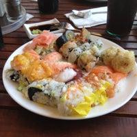 Photo taken at Kokyo Sushi Buffet by Arone B. on 7/16/2012