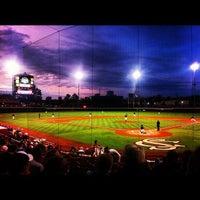 Photo taken at Carolina Stadium by Kirk H. on 5/10/2012