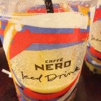 Photo taken at Caffè Nero by Serdal on 6/24/2012