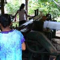 Photo taken at Handloom Industries by Dam-ith M. on 8/28/2012