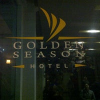Photo taken at Golden Season Hotel by Roland C. on 3/9/2012