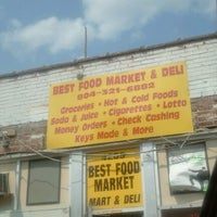Photo taken at Best food market & deli by Mcguinness R. on 8/17/2012