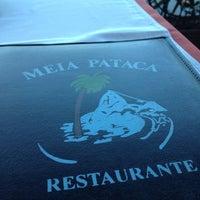 Photo taken at Restaurante Meia Pataca by Vitor Vargas C. on 5/27/2012