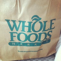 Photo taken at Whole Foods Market by Arthur S. on 4/16/2012