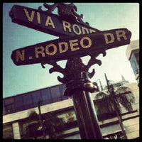 Photo taken at Rodeo Drive by V on 8/15/2012