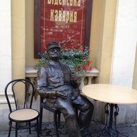 Снимок сделан в Віденська кав'ярня / Vienna Cafe пользователем Яна 7/25/2012