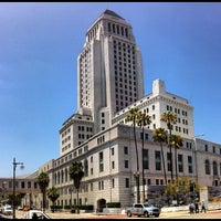 Photo taken at Hall of Justice - Los Angeles County by Jeremy G. on 7/3/2012
