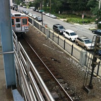 Photo taken at SEPTA Fern Rock Transportation Center by Tgv R. on 9/8/2012
