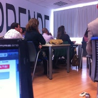 Photo taken at Vivero de Empresas de San Blas. Madrid Emprende by 🇪🇸Fermyn🇪🇸 on 3/27/2012