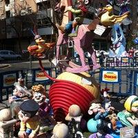 Photo taken at El Parque (la Xufera) by salmef on 3/16/2012