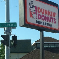 Photo taken at Dunkin' Donuts by Rich L. on 5/19/2012