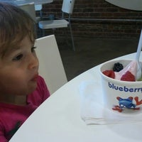 Photo taken at Blueberry Frog by chris b. on 7/23/2012