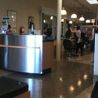 Photo taken at SUPERCUTS by Marcela L. on 3/18/2012