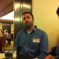 Photo taken at TTU - McKenzie-Merket Alumni Center by Sam B. on 4/13/2012