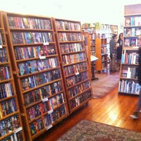 Photo taken at Borderlands Books by Liz A. on 4/4/2012