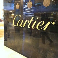 Photo taken at Cartier by Eng.Meshal A. on 3/21/2012