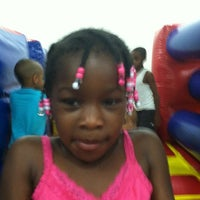 Photo taken at Joyful Jumps by Cynthia L. on 6/24/2012