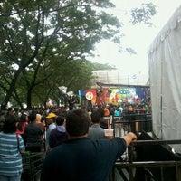 Photo taken at Poins Square by Kiki G. on 2/4/2012