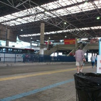 Photo taken at Terminal Santo Amaro by Victor P. on 9/8/2012