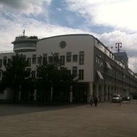 Das Foto wurde bei Deutsche Telekom Campus von Irina T. am 7/31/2012 aufgenommen