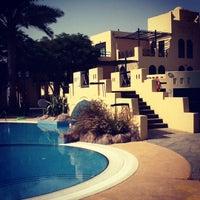 Photo taken at Novotel (Al Dana Resort) by Mohammed S. on 6/28/2012