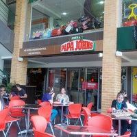 Photo taken at Papa John's by Jose Luis R. on 7/18/2012