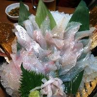 Photo taken at こちら 丸特 漁業部 東池袋店 by Ichitaro M. on 4/21/2012