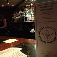 Photo taken at Russian Vodka Room by Sidney W. on 7/28/2012