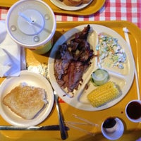 Photo taken at Dickey's Barbecue Pit by Özgür A. on 6/6/2012