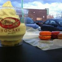 Photo taken at YOCAKE Rockville MD by Warren T. on 3/13/2012