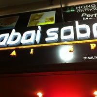 Photo taken at Sabai Sabai Thai Spa by SheRLeNe s. on 8/10/2012