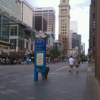 Photo taken at 16th Street Mall by Ana V. on 6/24/2012