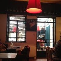 Photo taken at Noah Café by Alexander H. on 3/11/2012