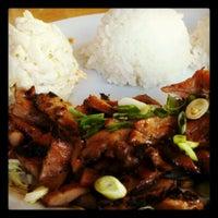 7/21/2012 tarihinde Ryan K.ziyaretçi tarafından Kona Kitchen'de çekilen fotoğraf