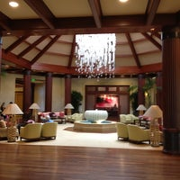 Photo taken at The St. Regis Princeville Resort by Erik N. on 8/17/2012
