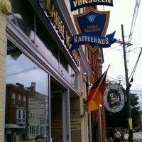 Photo taken at Kaffee Vonsolln by Bud G. on 8/11/2012