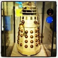 Das Foto wurde bei Science Fiction and Horror Gallery and Hall of Fame von Chris C. am 6/30/2012 aufgenommen