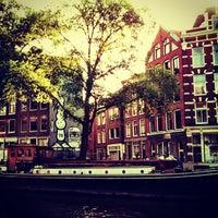 Foto tomada en Prinsengracht por Yvonne Z. el 7/6/2012