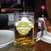 Photo taken at Jordão Bar by Bruno M. on 3/17/2012